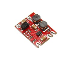 5pcs DC-DC 3V-15V to 12V Fixed Output Automatic Buck Boost Step Up Step Down Power Supply Module For