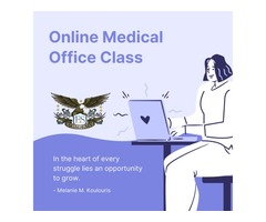 Opportunity to Grow – Online Medical Office