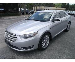 2013 Ford Taurus Limited #XX6102