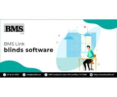 What Makes BMSLink a Trusted Drapes and Blinds Software Online