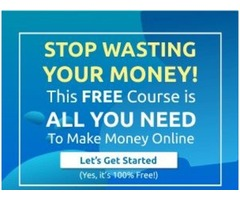 100% FREE Affiliate Marketing Course – Start Making Money Online