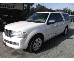 2007 Lincoln Navigator L #J10295