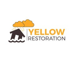 Yellow Restoration Fixes Floors Damaged by Flooding