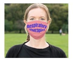 Respiratory Therapist Cloth mask