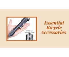 Buy Essential Bicycle Accessories Online