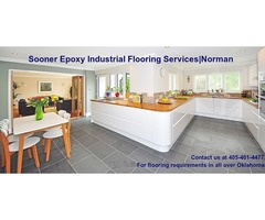 Residential Flooring Services in Norman - Soonerepoxy