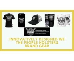 Innovatively Designed We The People Holsters Brand Gear
