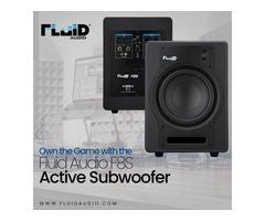 Fluid Audio F8S Active Subwoofer