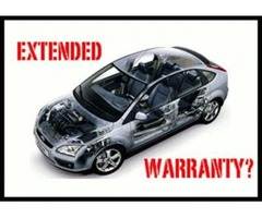 Choose the Extended Warranty for Cars