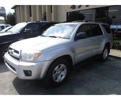 2007 Toyota 4Runner #074889
