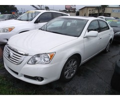 2008 Toyota Avalon Limited #X67933