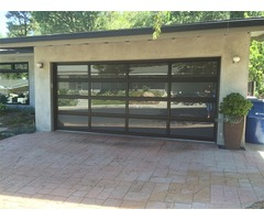 Glass Garage Doors for Sale