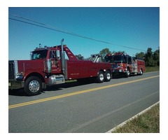 Heavy Duty Towing Service NJ
