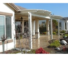 Hire us For Patio Cover Installation