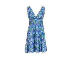 Marc by Marc Jacobs - Multicolor Floral Print Cotton Dress Sz 2