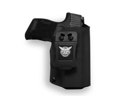 Micro Compact 9mm IWB Kydex Holster for Sig Sauer P365 Gun