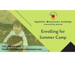 Summer camp for kids – Applebee