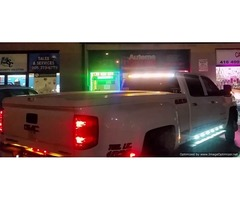 LED warning strobe light, emergency vehicle light, tow truck construction flashing lights