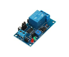 BESTEP C25 12V Normally Open Trigger Delay Relay Timer Electronic Module Vibration Board For Home Sm