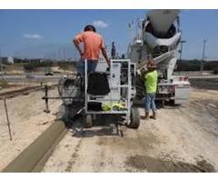 Concrete Paving Machine