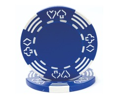 Buy Amazing Royal Suited Blue Casino Chip