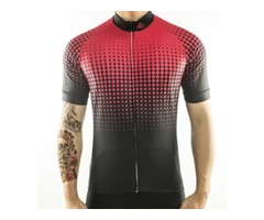 Buy USA cycling jersey men's - Inbike Cycling
