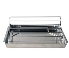 Shop Now Bacon Rack For Oven - 1 Rack Set & 1 Pan