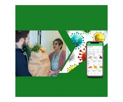 Expand your business with the feature-filled Online grocery delivery service app
