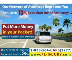 Get Attorney Referral Services From Fl-injury.com