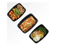 Online Nationwide Fresh and Healthy Prepared Meal Delivered