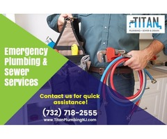 Hire Titan Plumbing for Routine Professional Plumbing Inspection