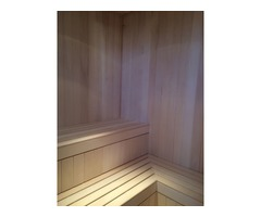 Sauna Designer - Innovative saunas & Cellars inc