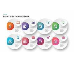 PowerPoint Templates for Agenda