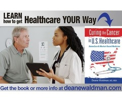 Book on Healthcare in the US | Healthcare Freedom