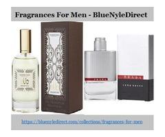 Most Popular Fragrances For Men At BlueNyleDirect