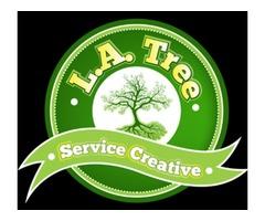 L.A. Tree service Creative Corp.