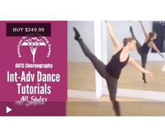 Buy ADTC Dance Choreography Videos