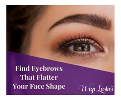 Find Eyebrows That Flatter Your Face Shape