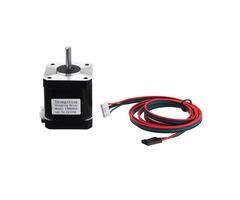17HS8401S 4-lead Nema17 Stepper Motor With 1M DuPont Cable For 3D Printer Part