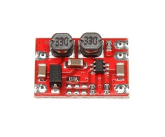 10pcs DC-DC 2.5V-15V to 3.3V Fixed Output Automatic Buck Boost Step Up Step Down Power Supply Module