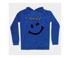 hatchatg smile t'shirt