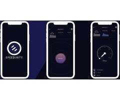 SPEEDINITY | On Demand Mobile Internet Speed Test App Development Company USA | X-Byte Enterprise So