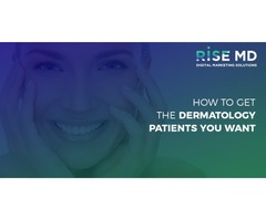 Attract More Potential Patients And Expand Your Business With Marketing For Dermatology