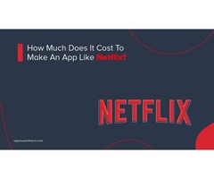 How to create an app like Netflix?