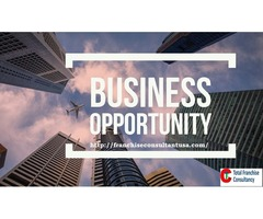 Business Opportunities to Grow Fast | Franchise Consultancy
