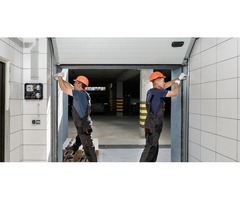 Commercial door installers near me in Baltimore