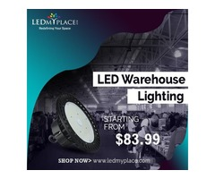 Purchase Now Best Led Warehouse Lighting On Sale