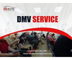 Auto Registration Services At Your City