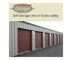 Contact Us for Best Storage Units in Scotts Valley