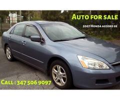 Auto for Sale